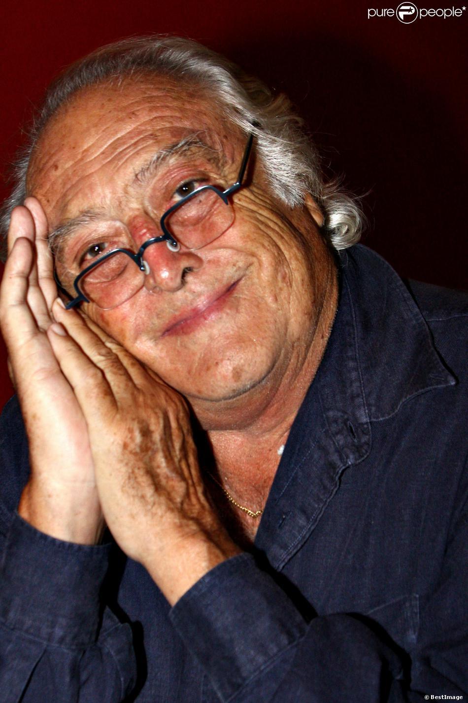 Georges Lautner en juin 2009.