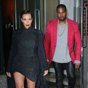 Kim Kardashian : Une beauté tout en jambes pour Kanye West, révolté