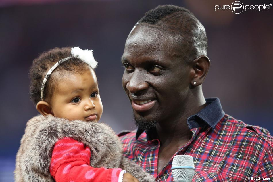 Photo of Mamadou Sakho & his  Daughter  Aida Sakho
