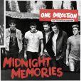 Midnight Memories, des One Direction, dans les bacs depuis le 25 novembre 2013.
