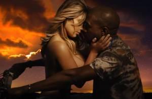 Kanye West et Kim Kardashian : Les animateurs de Canal+ refont leur clip