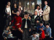 Famille royale de Danemark: Un nouveau portrait flippant, en mode famille Addams