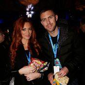 Menez et Emilie Nef Naf, Lavezzi, Sirigu : Soirée couples pour les stars du PSG