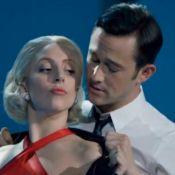 Lady Gaga : Femme fatale glamour, elle envoûte Joseph Gordon-Levitt
