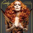 Tilda Swinton par Xevi Muntane pour Candy Magazine, été 2012.