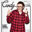Chloë Sevigny par Terry Richardson pour Candy Magazine, hiver 2011.