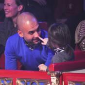 Josep Guardiola : Papa complice et généreux avec sa petite Valentina au cirque