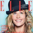 Cécile de France en couverture du magazine Elle du 29 novembre 2013.