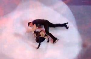 Ice Show - Norbert, victime d'une chute en direct : ''Je ne le sentais pas''