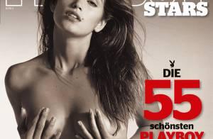 Cindy Crawford de nouveau nue pour Playboy ? Sa réponse de maman