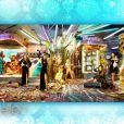Lors de son show le 6 décembre 2013, Ellen DeGeneres dévoile la carte de voeux de la famille Kardashian