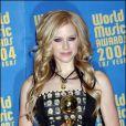 Avril Lavigne en 2004 à Las Vegas.