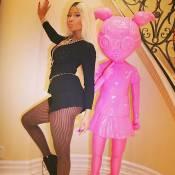 Nicki Minaj : Ultrasexy pour ses 31 ans et ses débuts de pole dance