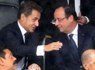 François Hollande et Nicolas Sarkozy: Retrouvailles cordiales après la polémique
