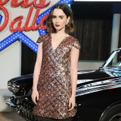 Lily Collins, Alexa Chung, Lauren Hutton dans le Far West de Chanel