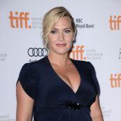 Enceinte et lumineuse jusqu'au jour J : On copie les astuces de Kate Winslet