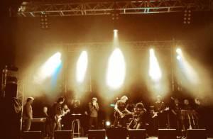 Johnny Hallyday au Trianon: Un pur moment de rock'n'roll devant ses trois filles