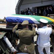 Obsèques de Mandela : Ses femmes unies et en larmes devant le prince Charles