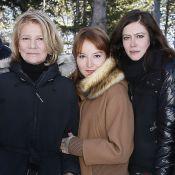 Anna Mouglalis : Divine reine des neiges, au sommet avec Nicole Garcia