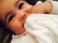Kim Kardashian : Nouvelle photo de la craquante North, copie conforme de sa mère