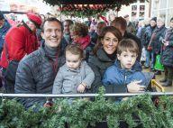 Marie et Joachim de Danemark : Athena et Henrik rencontrent le Père Noël...