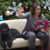 Michelle Obama : Charmante conteuse de Noël au milieu d'enfants enchantés
