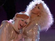 Lady Gaga et Christina Aguilera : Divas complices pour un show exceptionnel
