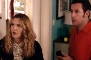 Drew Barrymore : La future maman retrouve un ex-boyfriend en pleine savane...