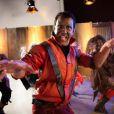 Thomas Thouroude s'approprie le clip Thriller de Michael Jackson dans le Before - émission diffusé le vendredi 20 décembre à 18h10 sur Canal+.