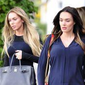Petra Ecclestone : Ambiance morose pour ses 25 ans avec sa soeur Tamara...