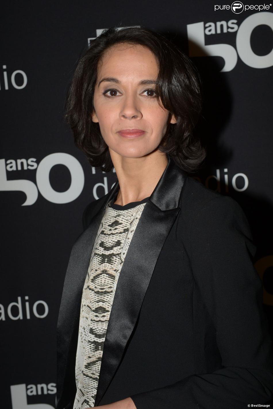 Exclusif - Sophia Aram lors du 50e anniversaire de la maison de la radio à Paris le 17 decembre 2013.