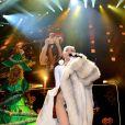 Miley Cyrus au Y100 Jingle Ball 2013, à Miami, au BB&T Center, le vendredi 20 décembre 2013.