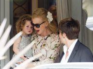 Nicole Kidman : Maman florale avec Faith, 2 ans, sa fille et copie conforme