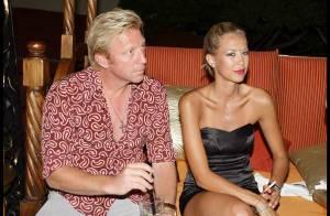 PHOTOS : Boris Becker, sortie officielle avec sa nouvelle petite amie !