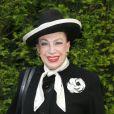 Geneviève de Fontenay, en mai 2013 à Paris.