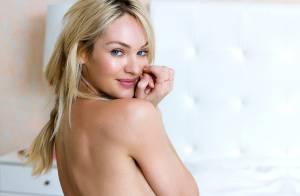 Candice Swanepoel : La star de Victoria's Secret achève 2013 en beauté