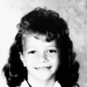 Casserole du jour : Britney Spears à 8 ans... Entre tapisserie et choucroute !
