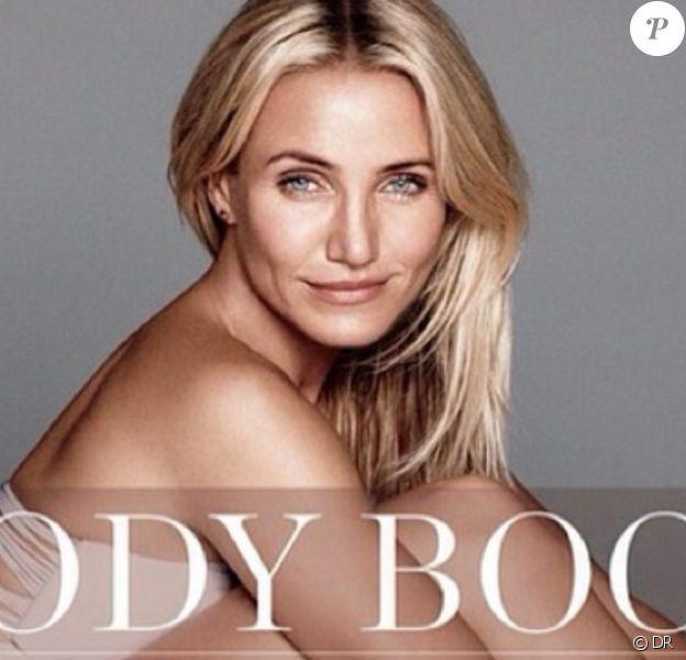 Cameron Diaz dévoile de son intimité et parle poils pubiens dans son livre The Body Book.