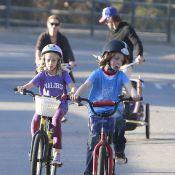 Julia Roberts, son mari et ses trois enfants craquants : Vacances et réconfort