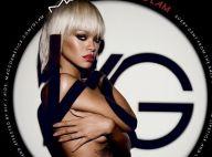 Rihanna : Blonde et topless, elle use de ses charmes pour la bonne cause