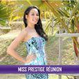 Miss Prestige Réunion, Sloann Barbin, candidate pour le titre de Miss Prestige National 2014