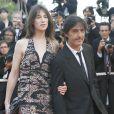 Charlotte Gainsbourg et Yvan Attal au Festival de Cannes en mai 2009.