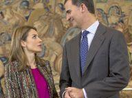 Letizia et Felipe d'Espagne : Soudés après la mise en examen de Cristina