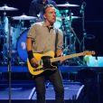 Bruce Springsteen en concert à Leeds, le 24 juillet 2013.