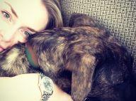 Lindsey Vonn forfait aux JO : La skieuse se console avec un chien, blessé aussi