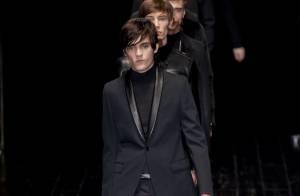 Alain-Fabien Delon : Mannequin surprise pour le défilé Gucci