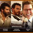 Oscars 2014, les nominations dévoilées le 16 janvier 2014 : les acteurs dans un meilleur second rôle