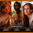 Oscars 2014, les nominations dévoilées le 16 janvier 2014 : les actrices dans un meilleur second rôle