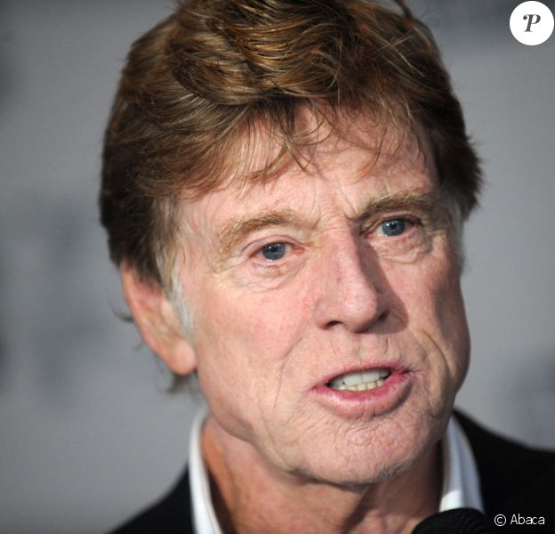 Robert Redford au New York Film Festival le 8 octobre 2013.