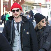 Elizabeth Olsen : Amoureuse à Sundance devant Kristen Stewart et Ireland Baldwin